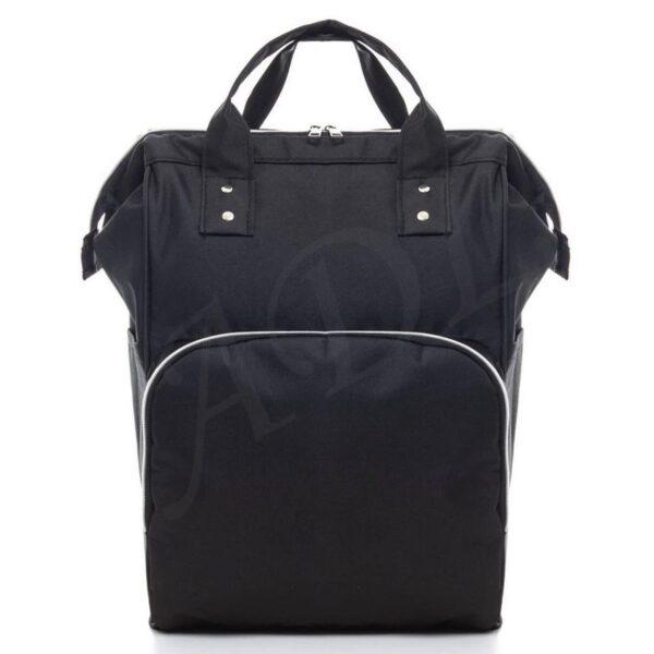 Τσάντα μωρού πλάτης – Μαύρο TP-1708