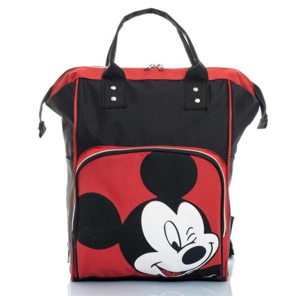 Τσάντα μωρού πλάτης – Κόκκινη Micky TP-1706\