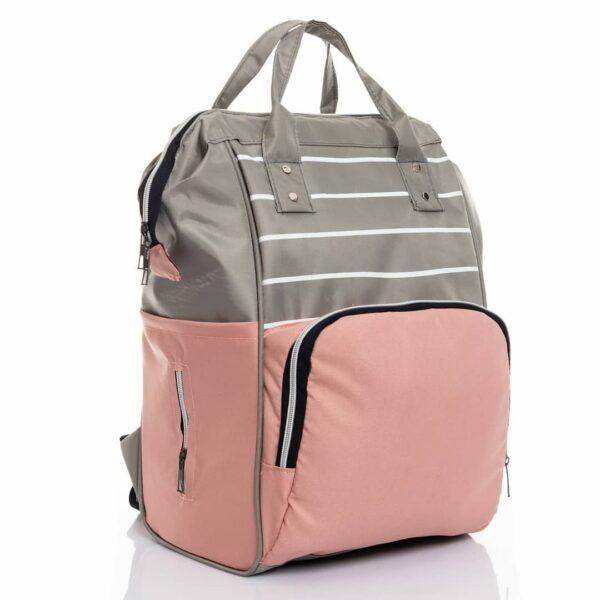 Τσάντα μωρού πλάτης – Ροζ TP-1702
